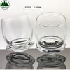 300ml Creative Drinkware Rocking Whiskey Glass Cup