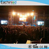 indoor and outdoor led media facade screen video display transparent led screen