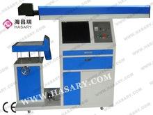 Clear and not destroyed High Quality Co2 Laser Marking Machine for Bamboo