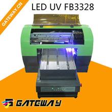 High resolution mobile phone uv printer at 5760*1440dpi TPU mobile cover printer