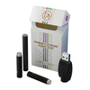 Hot sell flip pack electronic cigarette, factory price rechargeable e cigarettes