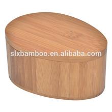 bamboo salt box promotion