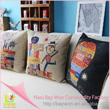 Best quality hot selling cushion terry cloth cushion cover