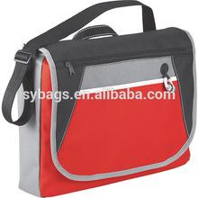 Studio Messenger Bag / long strap messenger bag / polyester business bag