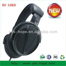 2015 HK fair headset special design headphone with volume control from China