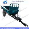 Factory supplying cargo trailer for walking tractor Cargo trailer