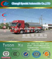 HOWO 6x4 asphalt bitumen sprayer car, capacity 12 tons for sale