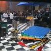 Modern Crazy Selling liquid floor tiles