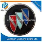 3D ABS chrome auto sticker badge/emblem/Car logo