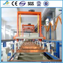 portique automatique accrocher placage de chrome dur électrodéposition de zinc équipements de galvanoplastie équipements