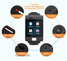2014 health management wearable led strips lighting, cheap smart watch, ECG, heart rate, fatigue, carema, GPS, SIM, W2015