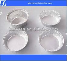 aluminum foil container for egg tart