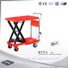 SHANYE SYTJ-50 used motorcycle lifts
