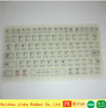 2014 JK-13-42 From China Supplier Universal USB Flexible Wired Silicone Keyboard for Tablet,waterproof laptop keyboard