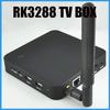 OEM Q8 rk3288 quad core android 4.4 iptv heng tv box hong kong
