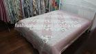 Handmade cotton patchwork quilts/beautiful bedsheets