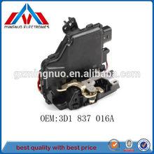 Wholesale Right Front Door Lock Actuator For SAGITAR CADDY TOURAN TOUAREG 3D1 837 016A