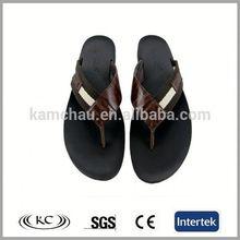 popular high quality hot sale plain hard-wearing straw flip flops men