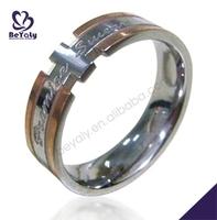 Christmas gift custom wholesale expandable wedding ring