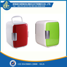 Best selling 4L mini electric freezers 12v outdoor refrigerator for car