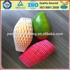 epe foam mesh net for mango packing