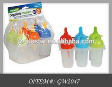 lastic ice pop mold,plastic ice lolly mold,plastic ice cube mold