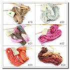100%Merino wool Fancy yarn for knitting scarf