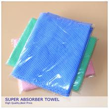 Super absorbent magic pva cooling towel