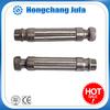 high temperature heat resistant materials metal pipe flexible spiral hose