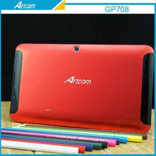 Artcom GP708 512MB RAM 800x480 wifi allwinner a13 arm laptop