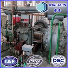 4Mtype AC power reciprocating compressor industrial piston driven air diesel -compressor aggregate stationary cooled rotary