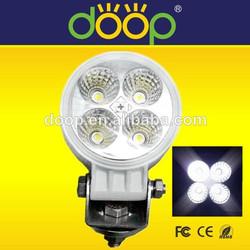 2014 bottom price 12W epistar led car daylight ,led spotlights, led floodlights