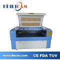 preço econômico jinan lifan fornecedor 1390 80w laser cnc máquina de corte a laser de papel
