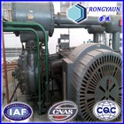 4Mtype piston driven reciprocating compressor heavy duty belt driven air compressor diesel -compressor aggregate