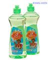 500ml detergente lava pkatos/líquido lava platos