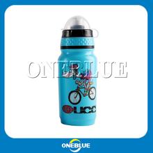 Blue Fashion 600ML Kids Outdoor Sports Bike BPA Free Drink Water Bottle