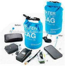 Outdoor Ultralight Rafting Camping bag Hiking Waterproof Dry Bag Dry Packets Dry Travel Bags