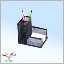 China supplier own factory office colorful magic pen holders