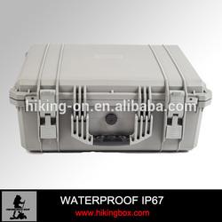 IP67 waterproof plastic electrical case