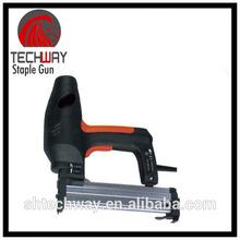 Electric Multi-purpose Nail Staple Gun Stapler For Ceiling Tiles Upholstery Wood