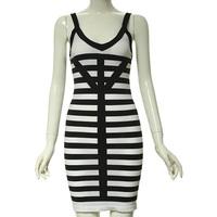 Women u-neck designer one piece dress