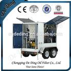 2014 New Type Mobile Used Insulating Regeneration Engine Oil Machine Exporter