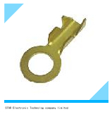 China factory Gold ring terminals