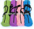 Colorful étanches tapis de yoga sangle de transport/logo personnalisé sacs de sport tapis de yoga