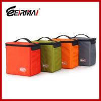 Fashionable photographers equipment hidden camera bag