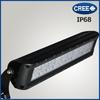 Auto lighting dual row hot sale factory price led light bar purple
