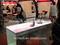 Système de projection interactive table de bar, le meilleur bar et night club décoration chine. vidéo led
