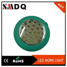 24 Round Led emergency lamp