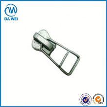 OEM/ODM High Quality Reversible soft pvc zipper header