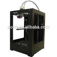 Abs+pla metallico della stampante 3din vendita diy stampante 3d utilità 3d stampante a sublimazione